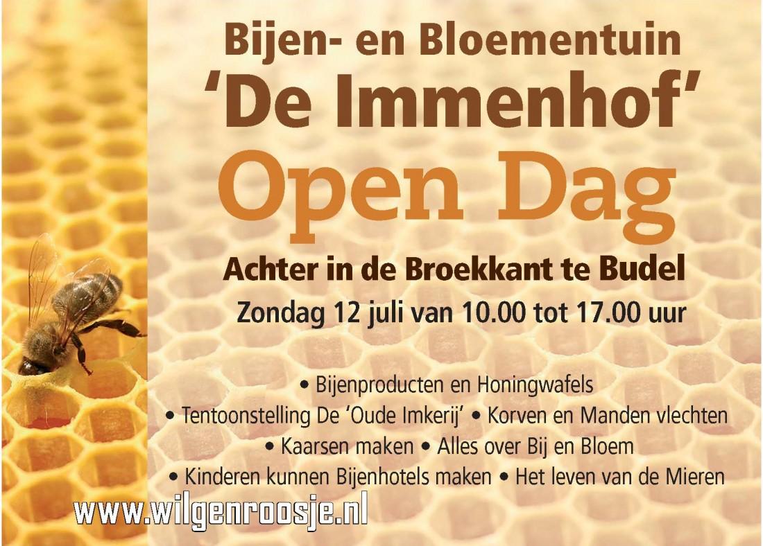 De Immenhof Open Dag 2015